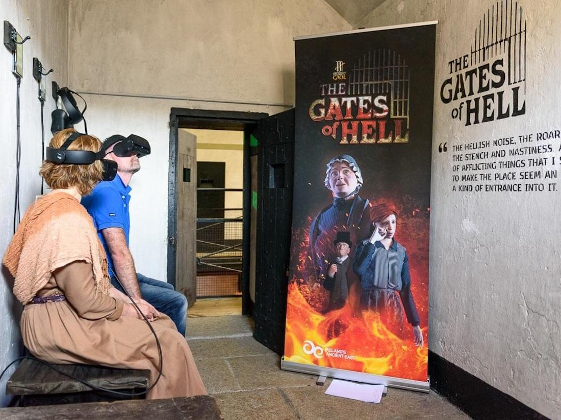 VR gates of hell Web Emagine Baccana Monaco cms